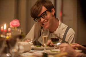 """Eddie Redmayne stars as Stephen Hawking in """"The Theory of Everything."""" Photo Credit: Focus Features"""