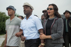 """David Oyelowo and Carmen Ejogo star in """"Selma."""" Photo Credit: Paramount Pictures."""