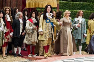 """Kate Winslet and Alan Rickman star in """"A Little Chaos."""" Photo Credit: Focus Features."""