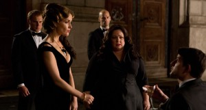 """Melissa McCarthy and Rose Byrne star in """"Spy."""" Photo Credit: 20th Century Fox"""