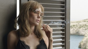 """Angelina Jolie-Pitt and Brad Pitt star in """"By The Sea."""" Photo Credit: Universal Pictures."""