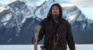 "Leonardo DiCaprio and Tom Hardy star in ""The Revenant."" Photo Credit: 20th Century Fox."
