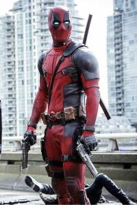 Ryan Reynolds stars in Deadpool. Photo Credit: 20th Century Fox.