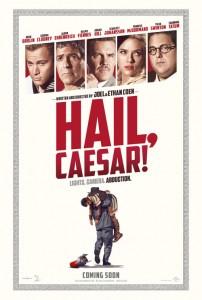 """Josh Brolin, George Clooney, Alden Ehrenreich, Ralph Fiennes, Tilda Swinton, Scarlett Johansson and Jonah Hill star in """"Hail, Caesar!"""" Photo Credit: Working Title Films"""