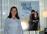 Nanette Burstein director of Going the Distance