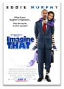 Imagine That movie poster
