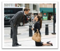 scene from The Proposal