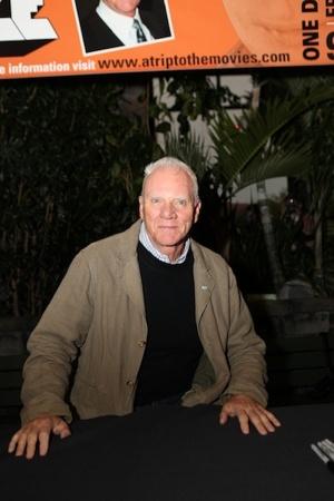 Malcolm McDowell Photo Credit: Steve Vukasovic