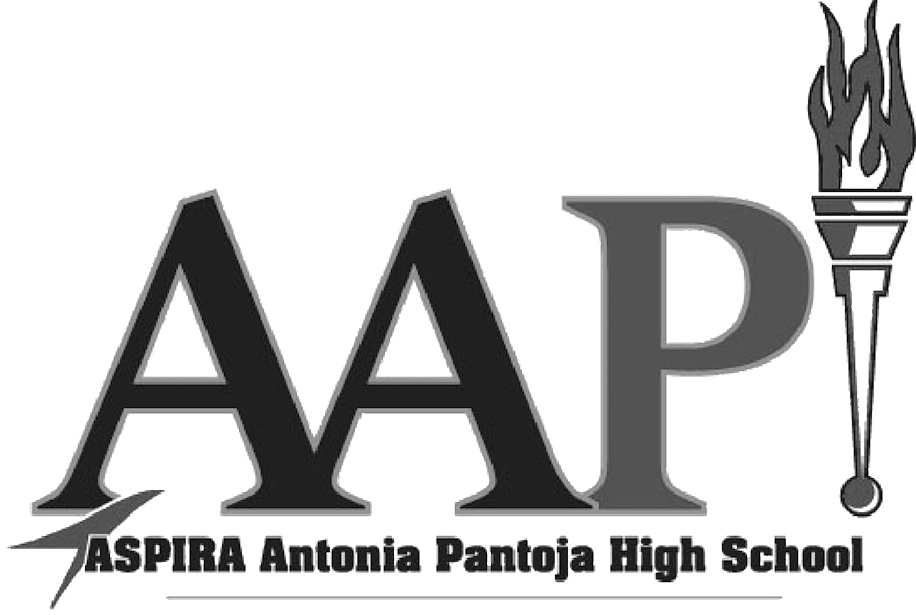 ASPIRA Antonia Pantoja High School Logo