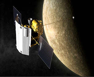The Gamma-Ray Spectrometer at Mercury: A Seven Year Journey to the Innermost Planet