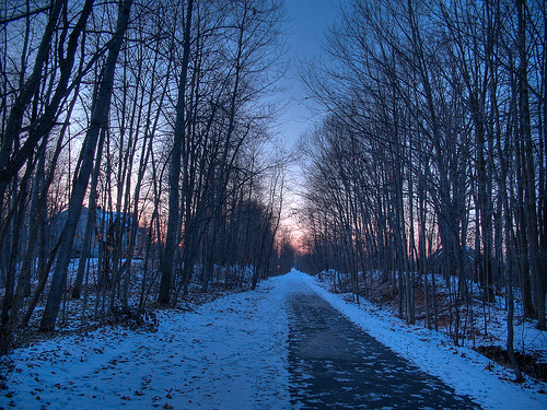 bike-trail-in-winter-stow-ohio