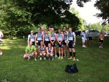 Team ER at Monroe Falls