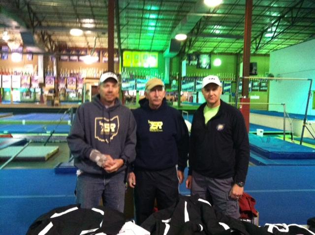 Steve, Wally and Paul Linz Tallmadge 5k sign up