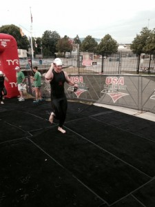 Carlo exit swim age group national sprint