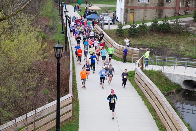 Gretchen...On My Own Two Feet 1/2 Marathon