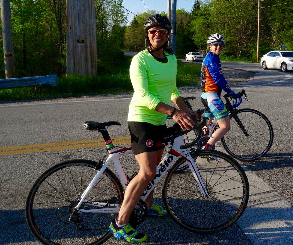 STACY at Ride Of Silence