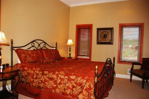 upper level-right front-King bedroom suite