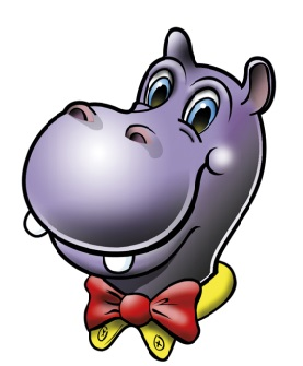 HIPPO CHARACTER