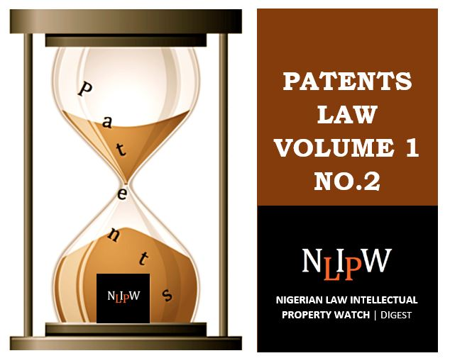 Patents Vol. 1 No. 2