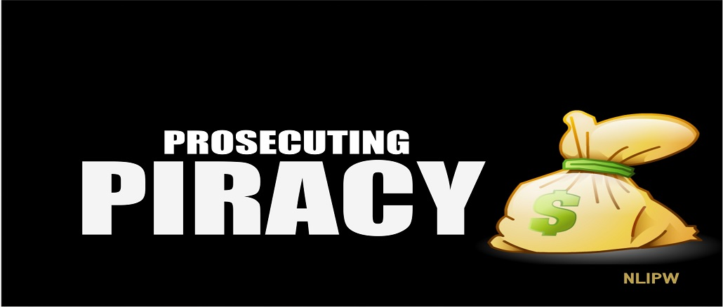 Prosecuting Piracy