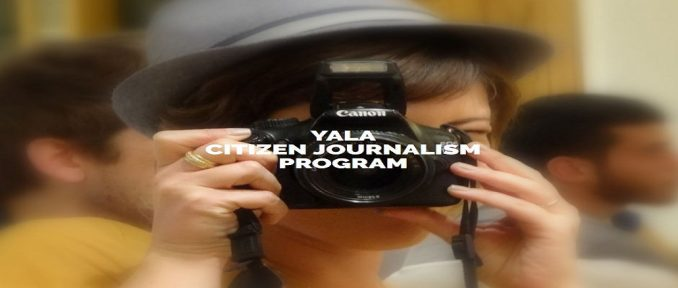 YALA CITIZEN JOURNALISM PROGRAM