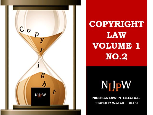 Copyright Vol. 1 No. 2