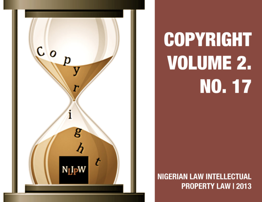 Copyright Vol. 2 No. 17