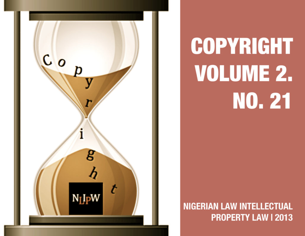 Copyright Vol. 2 No. 22