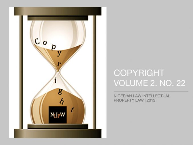 Copyright Vol 2. No. 22