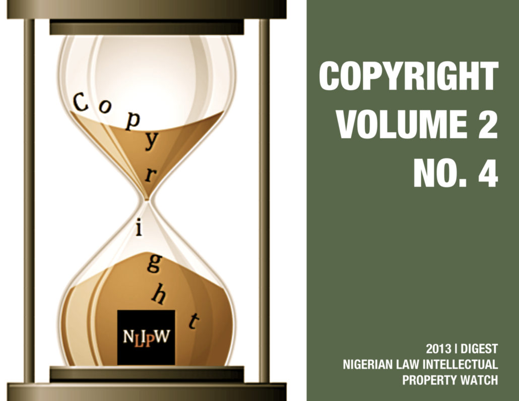Copyright Vol. 2 No. 4