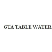GTA TABLE WATER