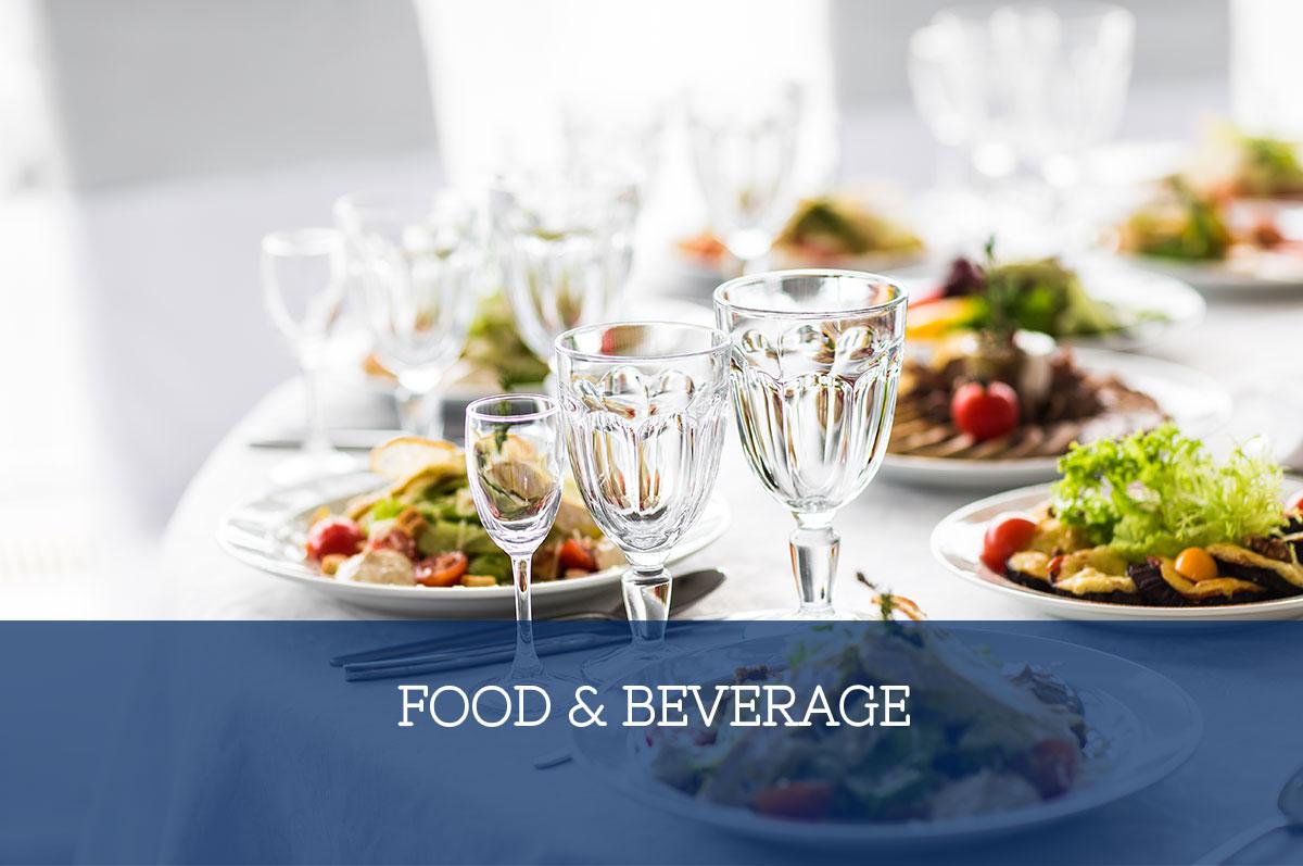 Food & Beverage Management/Catering