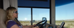 CB driving