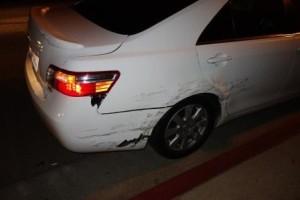 car damage