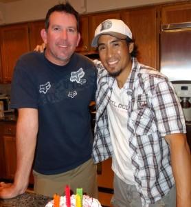 Jon and Scott Bday Celebration