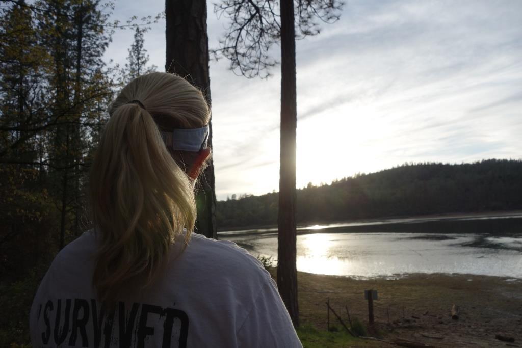 Lake of the Springs, Oregon House, California (3/30/2016 – 4/18/2016)