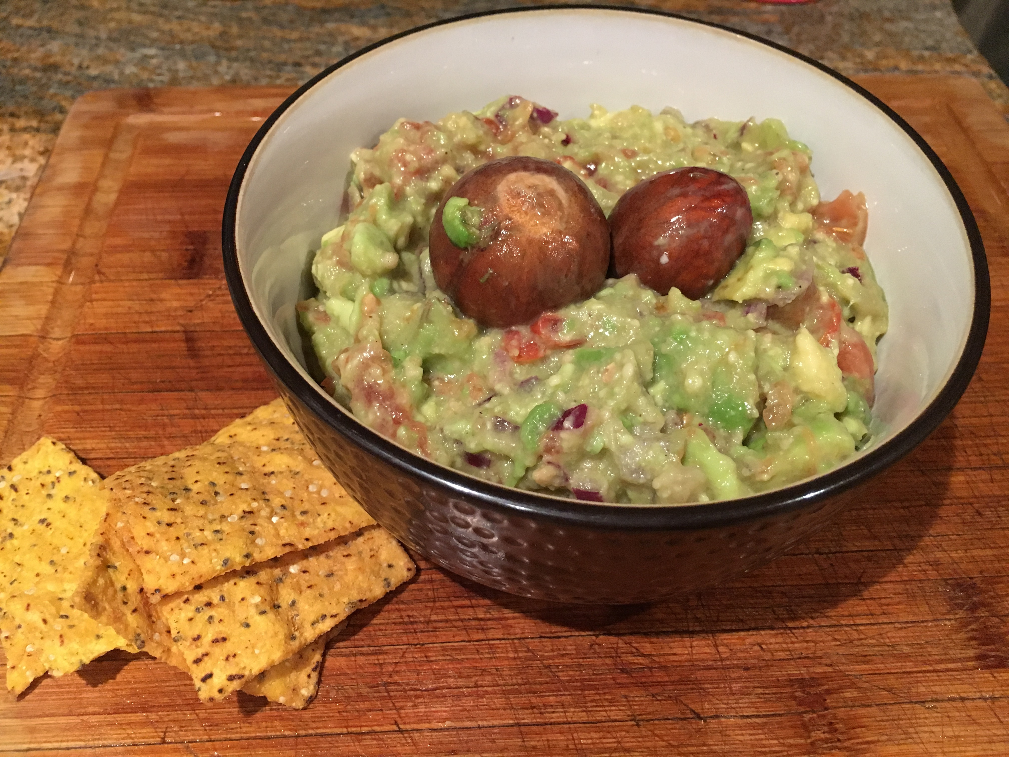 taco night rebooted with guacamole