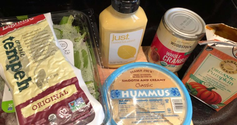 Healthy Lunchtime Recipe with Just