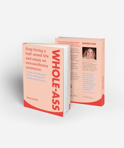 Interview with Maharani, A Modern-Day Monk and Author of the New Book Whole-A**