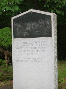 CorblyMemorial_GarardsFort Cemetery