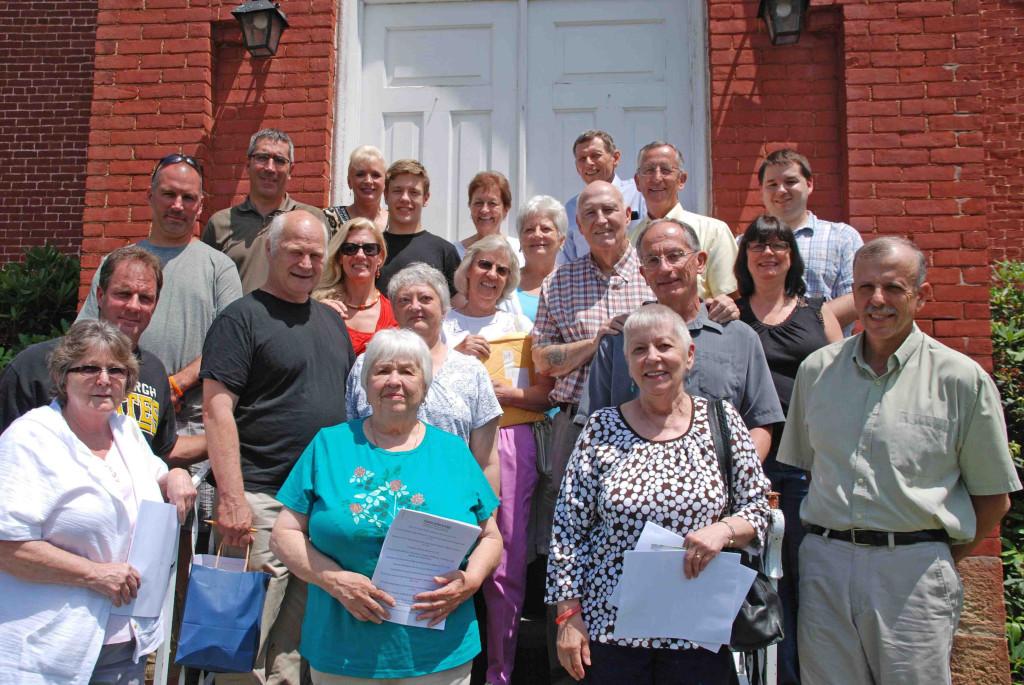2013 Nancy descendants