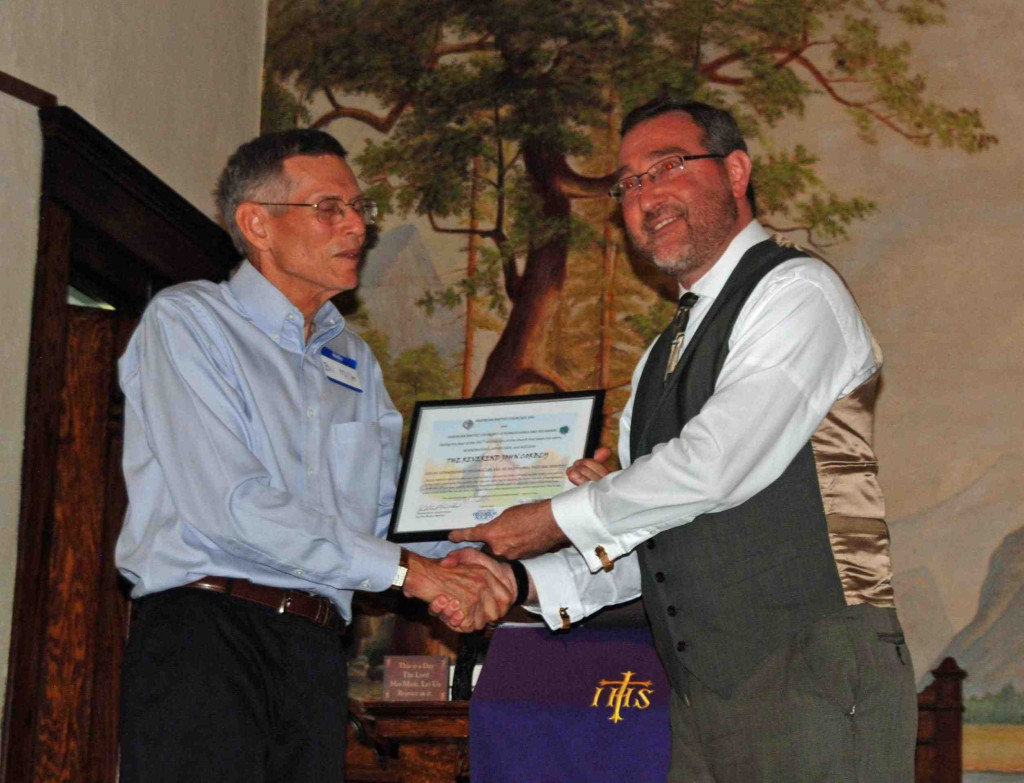 Church Recognition, 245 continuous service
