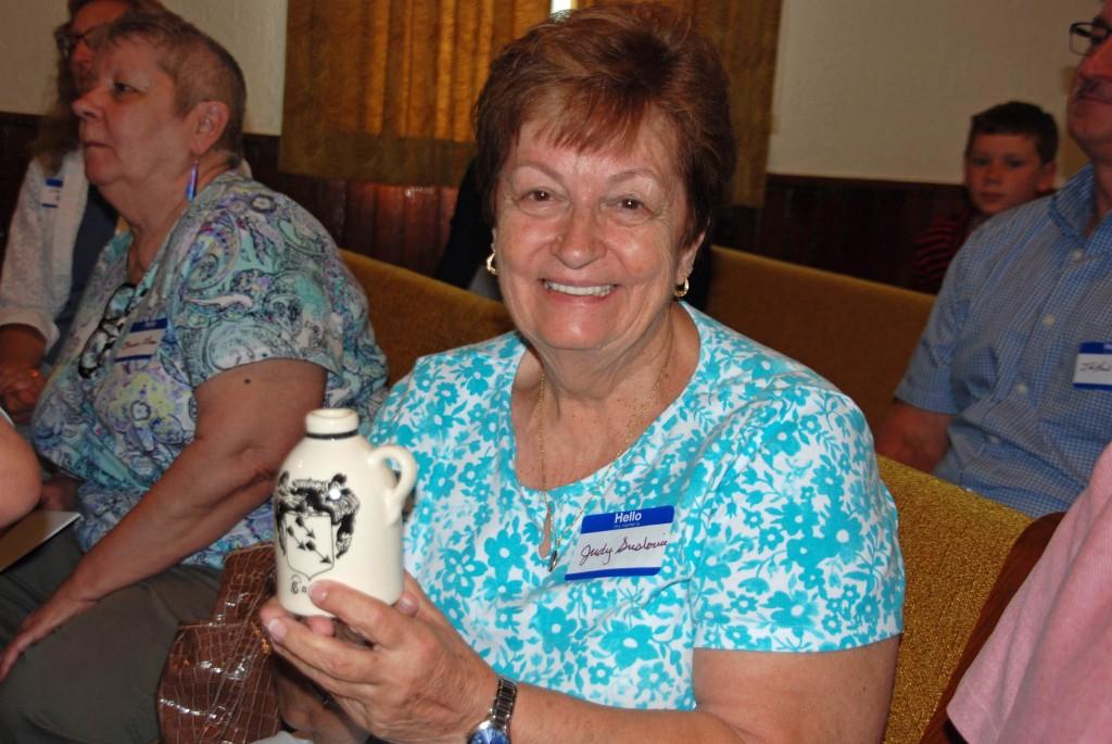 Farthest distance travelled (runnerup)_Judy Suslovic, Arizona
