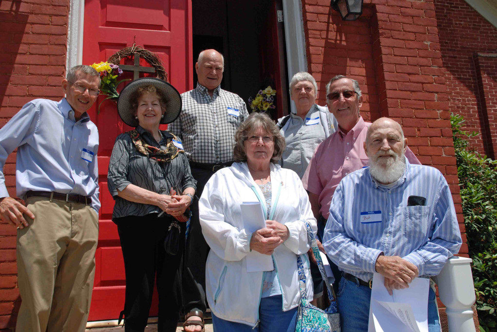 Descendants of Rev. Corbly and third wife nancy Ann Lynn, 2nd group