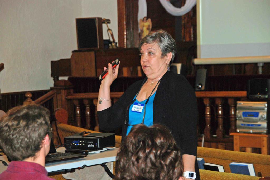 Featured Speaker Rebecca Kichta Miller