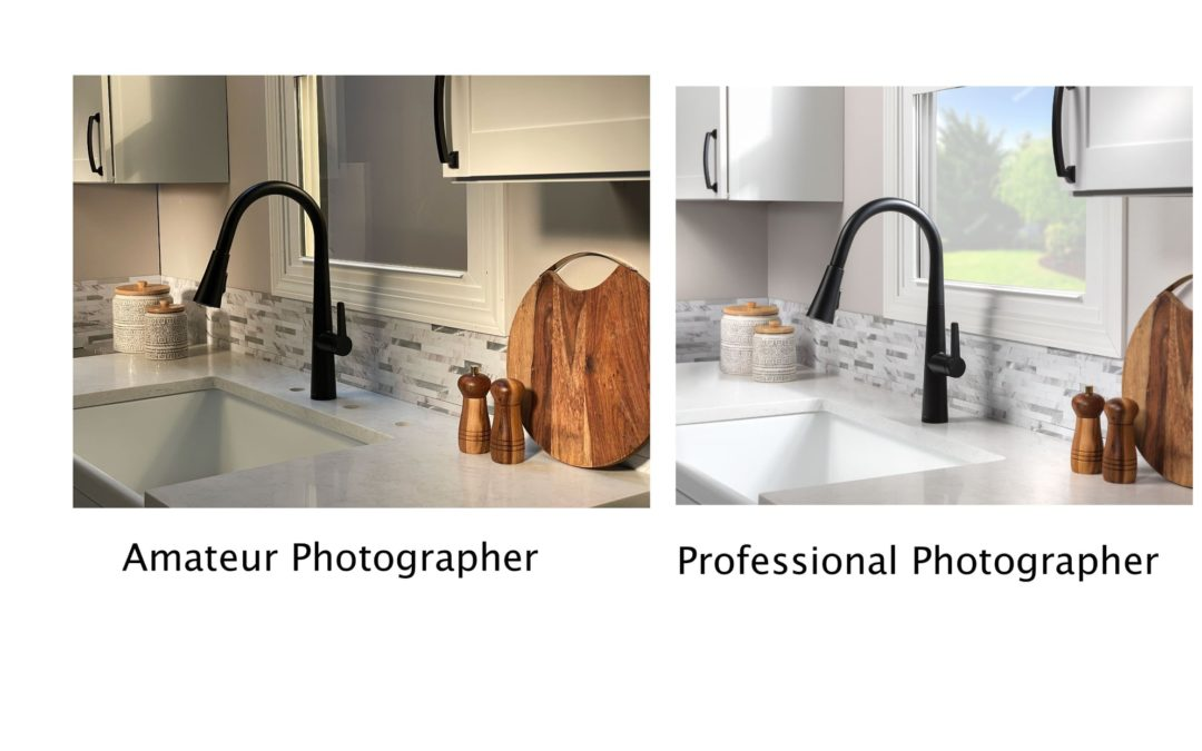 Professional Photos Can Sway a Customer to One Product Over Another