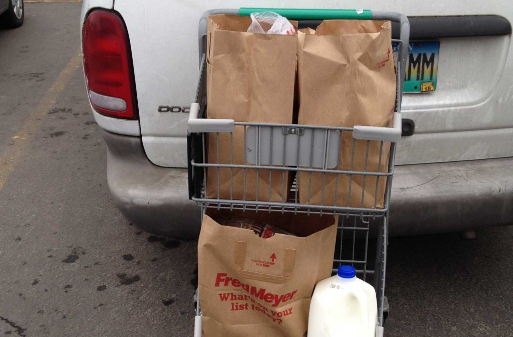 Our Mother's House food drop | Global Health Promise
