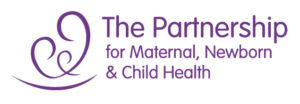 The Partnership for Maternal, Newborn & Child Health (PMNCH) logo