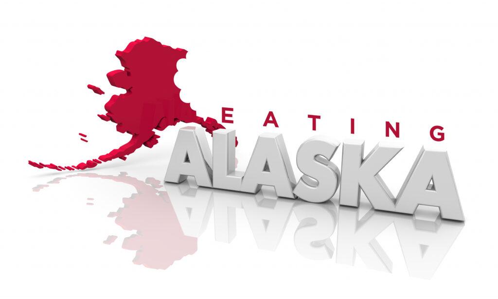 Eating Alaska Logo