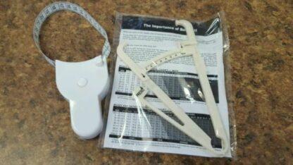 fat caliper body tape measure